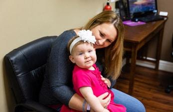 Chiropractic Forsyth MO Child